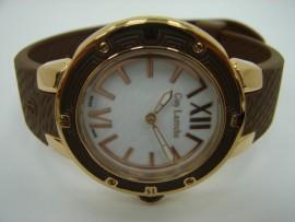 台中 流當品拍賣 原裝 Guy Laroche 姬龍雪 石英 女錶 9成9新 附盒單 喜歡價可議