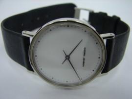 台中 流當品拍賣 原裝 GEORG JENSEN 喬治傑生 經典 中性手錶 9成新 喜歡價可議