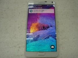 台中 流當品拍賣 Samsung 三星 Galaxy Note4 32G 4G 9成新 喜歡價可議