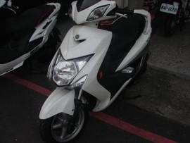 台中流當車拍賣 2012年 YAMAHA 山葉 三代 新勁戰 125 喜歡價可議