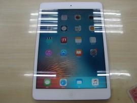台中流當品拍賣 流當平板拍賣 iPad Mini2 16G A1489 銀 2015 9成5新 喜歡價可議