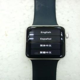 台中流當品拍賣 流當手錶拍賣 原裝 Apple watch 7000 SERIES 9成新 喜歡價可議