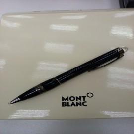 台中流當品拍賣 原裝 Montblanc 萬寶龍 鋼珠筆 9成99新 盒單齊全 喜歡價可議