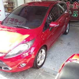 台中流當品拍賣 流當汽車拍賣 美車 2013年 FORD 福特 Fiesta S 1600cc 喜歡價可議