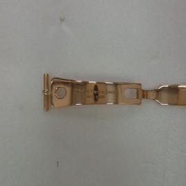 台中流當品拍賣 原裝 GIRARD-PERREGAUX GP 芝柏 18K玫瑰金 折疊扣 16mm 喜歡價可議