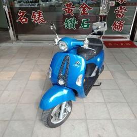 台中流當機車拍賣 2012 KYMCO 光陽 MANY 110 喜歡價可議