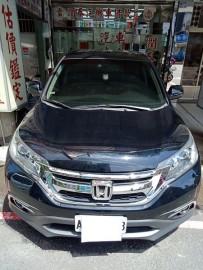 台中流當汽車拍賣 美車 2016 Honda 本田 CRV 2.4L 車況佳 喜歡價可議