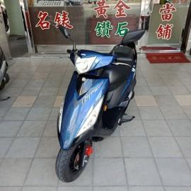 台中流當品拍賣 流當機車拍賣 2013 SYM 三陽 GT 125 喜歡價可議